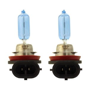 Lampada Super Branca h9 4200k Alper 12v 65w Crystal Blue