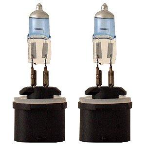 Lampada Super Branca h27 4200k Alper 12v 27w Crystal Blue