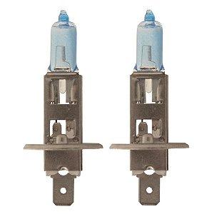Lampada Super Branca h1 4200k Alper 12v 55w Crystal Blue