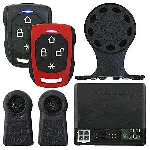 Alarme Automotivo Taramps TW20 G4 Tarsafe Universal Controle Remoto Sirene Dedicada Sensor Ultrassom Bloqueador