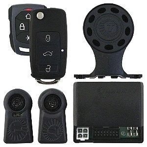 Alarme Automotivo Taramps TW20-CH G4 Tarsafe Universal Controle Presença Chave Canivete Sirene Dedicada Sensor Ultrassom
