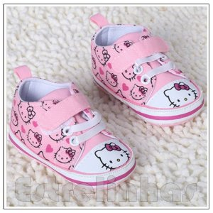 Sapatos Hello Kitty