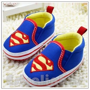 Sapatinhos Super Heróis