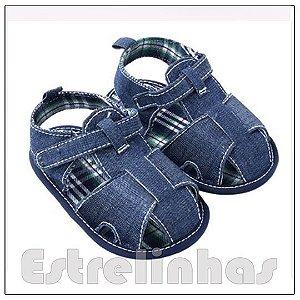 Sandalinha Estilo Jeans