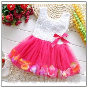 Vestido Pequena Princesa