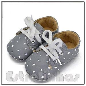 Tênis Baby Estrelinhas