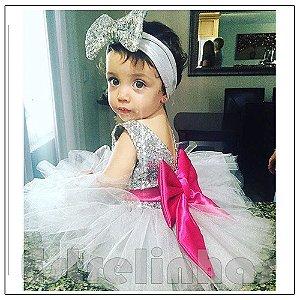Vestido Baby Princess
