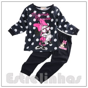 Conjunto Minnie Fashion