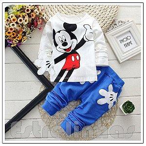 Conjunto Amigo Mickey