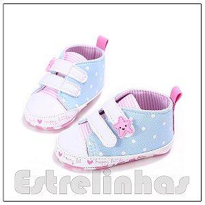 Tênis Estrelinha Baby
