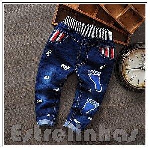 Calça Jeans Caminhante