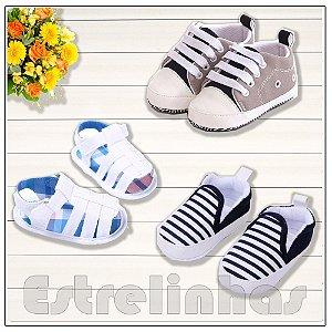 Combo 16 (3 calçados)