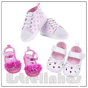 Combo 022 (3 calçados)