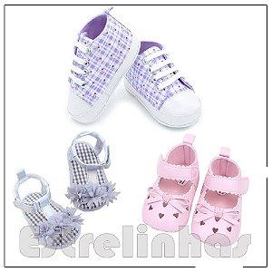 Combo 023 (3 calçados)