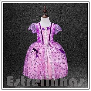 Vestido Princesa Sofia