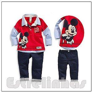 Conjunto Mickey Show
