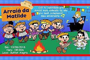 Convite digital personalizado Festa Junina 004