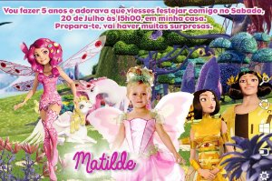 Convite digital personalizado Mundo de Mia 001