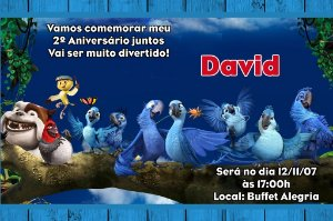 Convite digital personalizado Rio 006