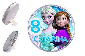 Pratinho de mesa personalizado Frozen
