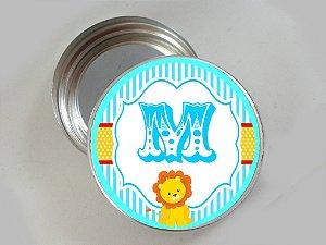 Latinha de alumínio personalizada Circo