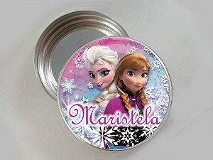 Latinha de alumínio personalizada Frozen 001