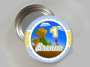 Latinha de alumínio personalizada Pequeno Principe