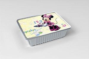 Marmitinha  personalizada Minnie