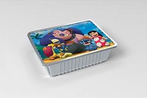 Marmitinha personalizada Lilo & Stitch