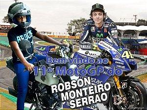 Painel personalizado 2 m x 1,50 m Valentino Rossi 001