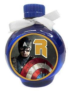 Adesivo para àgua Ouro Fino Capitão América Vingadores