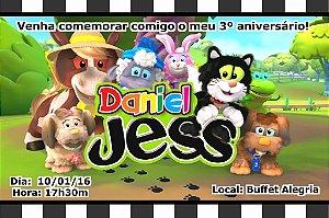 Convite digital personalizado Guess With Jess 004