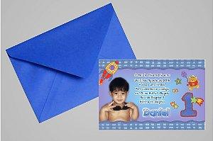 Convite 10x15 Primeiro Aniversário 008