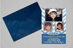 Convite 10x15 Primeiro Aniversário 017