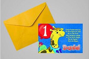 Convite 10x15 Primeiro Aniversário 018