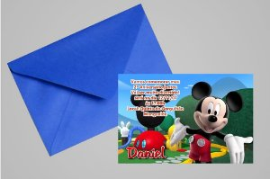 Convite 10x15 A Casa do Mickey Mouse 003