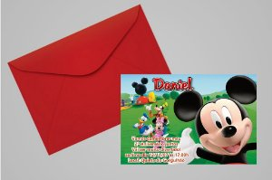 Convite 10x15 A Casa do Mickey Mouse 004