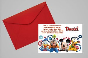 Convite 10x15 A Casa do Mickey Mouse 008