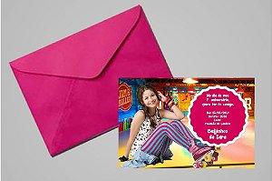 Convite 10x15 Soy Luna 003