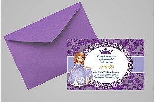 Convite 10x15 Princesa Sofia 009