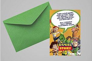 Convite 10x15 Toy Story 007