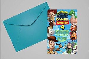 Convite 10x15 Toy Story 008