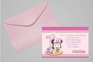 Convite 10x15 Baby Disney 008