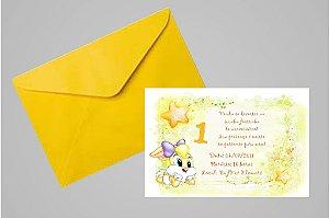 Convite 10x15 Baby Looney Tunes 012