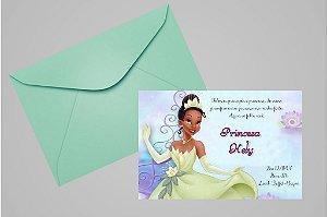 Convite 10x15 A Princesa e o Sapo 003