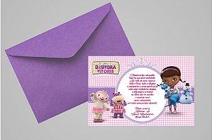 Convite 10x15 Doutora Brinquedos 007