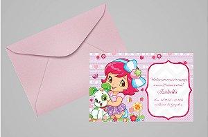 Convite 10x15 Baby Moranguinho 002