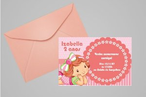Convite 10x15 Baby Moranguinho 004
