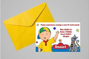 Convite 10x15 Caillou 004