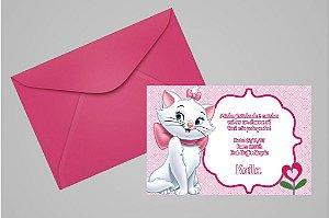 Convite 10x15 Gatinha Marie 002